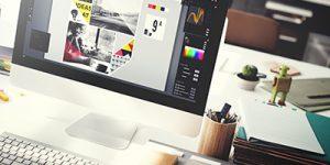 Startseite - header - Mediendesign - Mediengestaltung - Modernste Druckvorstufentechnologie - Flyer - Visitenkarten - Kost Siebdruck GmbH
