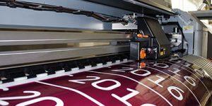 Digitaldruck - Drucken - Farbe - UV Druck - Wetterbeständig - Kost Siebdruck GmbH
